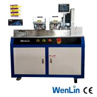 Factory hot sale automatic cards punching machine mini size WL-HS-3Y plastic IC card die cutter China high quality Manufactures