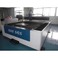 Cheap CNC Stainless Steel Laser Cutting Machine / Sheet Metal Cutting Tool for sale