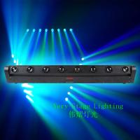 8PC 10W CREE LED Moving Head Beam Bar Stage Equipment (LBB-4-0810) Manufactures
