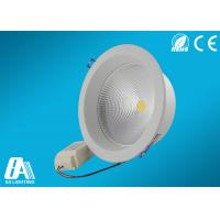 5 Inch 20 W COB LED Downlight White 6000K - 6500K For Bathroom / Kitchen Manufactures
