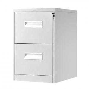 Stainless Steel ODM 2 Drawer 728mm Vertical Drawer Cabinet Manufactures