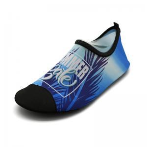 Soft Mens Neoprene Water Shoes Beach Aqua Swimming Pool Footwear Anti - Wear Manufactures