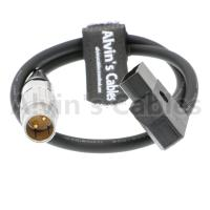 2B lemo 2 pin Cable Power from a Cinema Pro JR pan tilt head to LONTONO fiber Manufactures