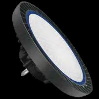 GY-RHB100P Ufo Led High Bay Light / Led High Bay Lamp With Integrated Cooling Ribs