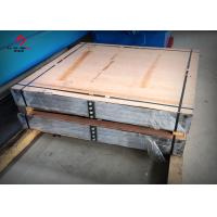 Square Rigid Thermal Insulation Board / Polished Flat Large Aluminum Sheets Manufactures