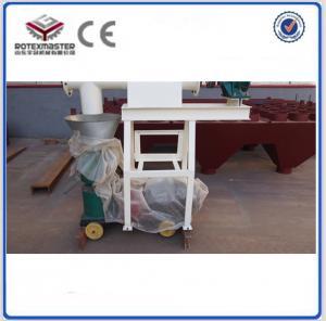 CE approval diesel engine wood pellet machine YSKJ200 Manufactures