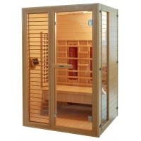 2people far infrared sauna room Manufactures