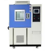 Programmable Temperature Humidity Test Chamber Manufactures