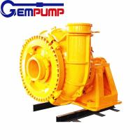 4 inch centrifugal sand dredging gravel pump for river and sea water pumping Manufactures