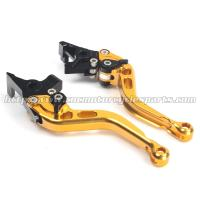 CNC Finished Motorcycle Brake Clutch Lever CBR600RR Shorty Levers
