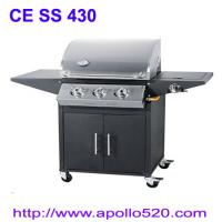 Hooded Gas BBQ Manufactures