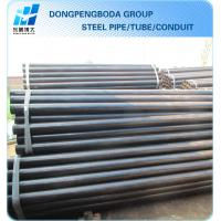black steel Scaffolding pipe Tube 48.3 X4.0mm export import China supplier made in China Manufactures