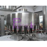 Small Bottle Automatic Water Filling Machine Monoblock Manufactures