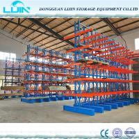 Customized Heavy Duty Steel Storage Racks , Adjustable Industrial Racking Systems