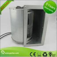 Low Noise Air Flow Centrifugal Exhaust Fan , Single Inlet Industrial Centrifugal Blower Manufactures