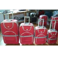 Silk External Trolley 8 Wheel Suitcase Set Carry On For International Travel Manufactures