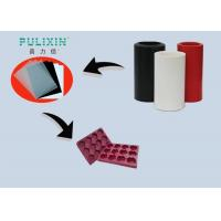 Red Polystyrene Printing Plastic Sheets At Low Temperature , Heat Resistant Manufactures
