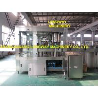 China High Automatic Beer Machine/Brewery Filling Plant on sale
