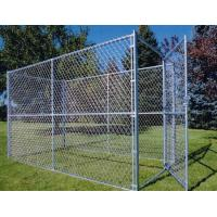 2.5mm Galvanized Chain Link Fence Galvanised Chain Link Fencing for Garden Manufactures