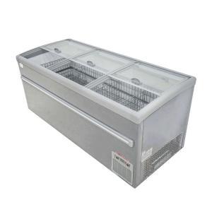 Danfoss Compressor R290 18L Supermarket Island Freezer Manufactures