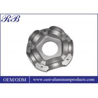 Buy cheap Custom Aluminum Alloy A356 Low Pressure Die Casting Parts from wholesalers