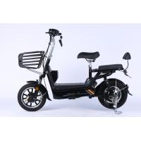 OEM 350 Watt 48v Black Electric Dirt Bike With CE Passed And 14 Inch Wheel Manufactures