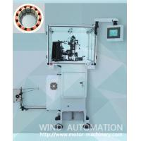 Buy cheap Segment Muti pole stator winder BLDC Stator winder needle winding Hot type from wholesalers