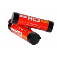 Spiral 2100mAh Li Socl2 Lithium Battery ER14505M Lithium Thionyl Chloride Battery Manufactures