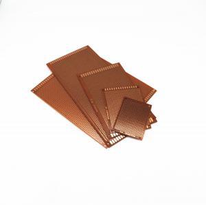 Brown Fiber Prototype PCB Board Manufactures