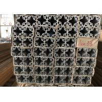 High Intensity T Slot Extruded Aluminum Profiles 1.6mm Thickness Good Durability Manufactures
