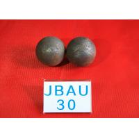 Cheap Durable Hot Rolling Steel grinding balls for mining , Wear Resistance for sale