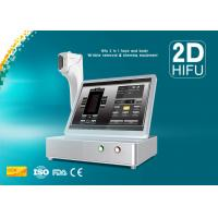 1 - 11 Lines 3D Hifu Face Lifting Machine Standard 3mm / 4.5mm Handpieces Manufactures