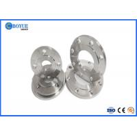 Customized Slip On Alloy Steel pipe Flanges N06625 NS336 DIN 2.4856 ASTM SB446 Manufactures