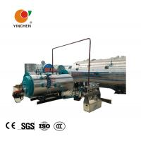 Industrial 10 Ton Steam Boiler High Efficiency Natural Gas Boiler Low Power Consumption Manufactures