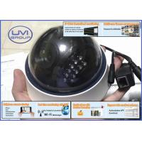 UVI-IP12MB Plastic Cover Dome IP Network Cameras, Wifi Wireless 300K pixel for Home, Office, Warehouse Monitor Manufactures