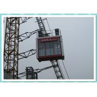 Rack And Pinion Construction Material Hoist Lifting Equipment Manufactures