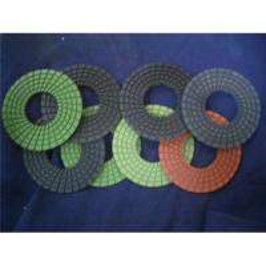 Flexible diamond wet polishing pads Manufactures