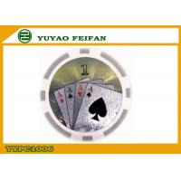 Custom Build Casino Laser ABS Poker Chips Multi Colored For Indoor Games Manufactures