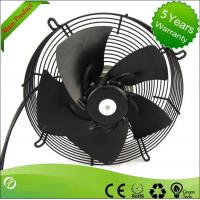 Energy Efficient EC Axial Fan Sheet Steel Material for Greenhouse Ventilation Manufactures