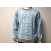Custom Made Amazing Adult Ugly Christmas Sweater Knitted Pullover For Men Manufactures