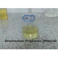 China Injectable Masteron Steroids Drostanolone Propionate 200mg/ml for Body Mass on sale