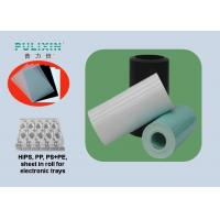 Colored Translucent High Impact Polystyrene Plastic Sheet Roll With High Strength Manufactures