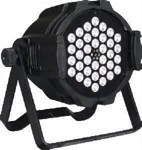 Professional 36*3W RGB high power stage / disco led par64 light, IP led par can light Manufactures