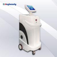 Professional 808nm Diode Laser Hair Removal Comfortable With Frequency 1 - 10hz Manufactures