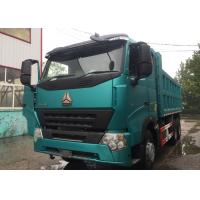 Heavy SINOTRUK HOWO A7 Garbage Dump Truck With Long Life Time , 5800*2300*1500mm Manufactures