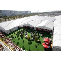 Big Event Tent with Decoration and AC System Manufactures