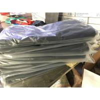 Disposable Polythene Plastic Garbage Bags , Heavy Duty Black Trash Bags Manufactures