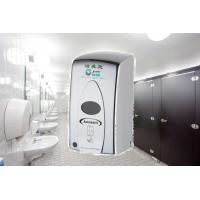 Adjustable Touchless Hand Sanitizer Dispenser With 500 Ml Disposable Bottle Manufactures