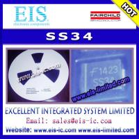 Cheap SS34 - FAIRCHILD - 3.0 Ampere Schottky Barrier Rectifiers - Email: sales009@eis-ic.com for sale