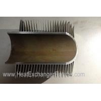 G Type Embedded Fin Tube for Helicoidal Groove Cooling Fin Tube Machine Manufactures